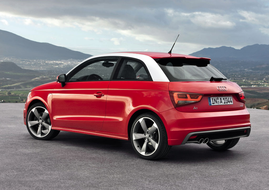 forbidden fruit twin charged 185 hp audi a1 1 4 tfsi. Black Bedroom Furniture Sets. Home Design Ideas
