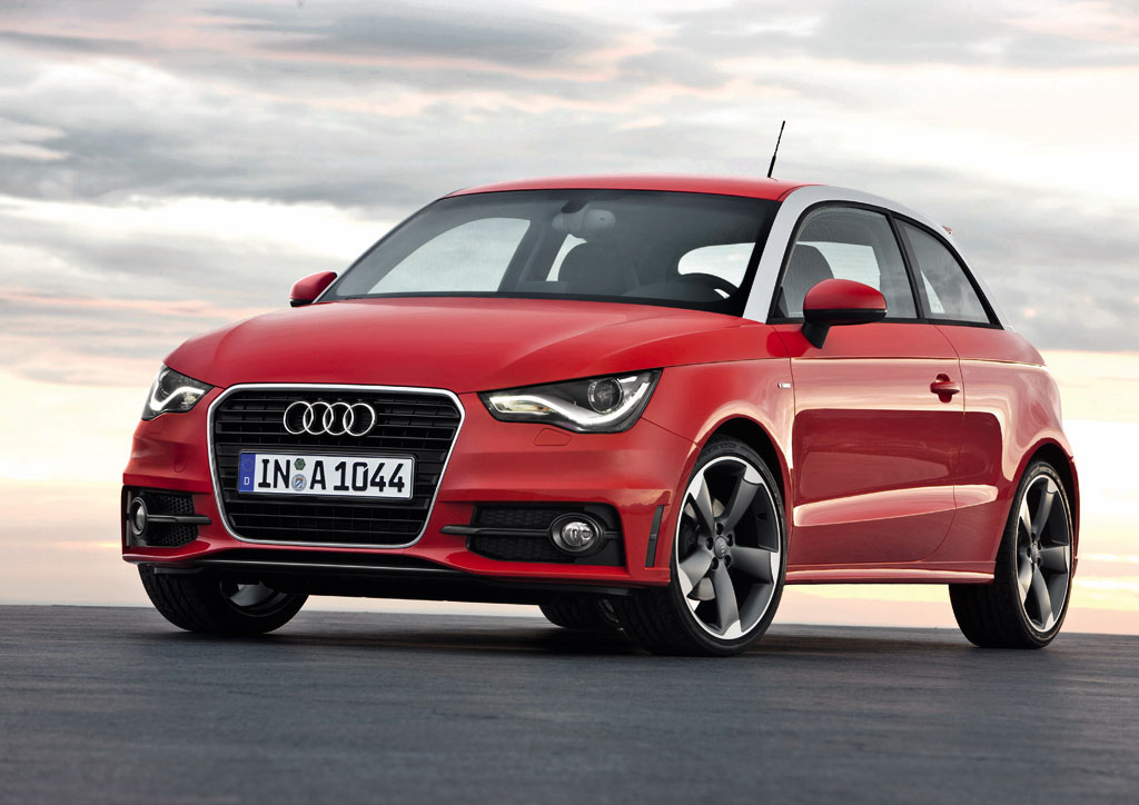 2011 Audi A1 With S-Line Sports Package Debuts