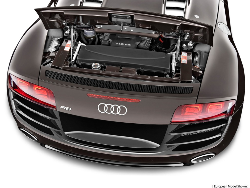 audi r8 and motor - photo #32