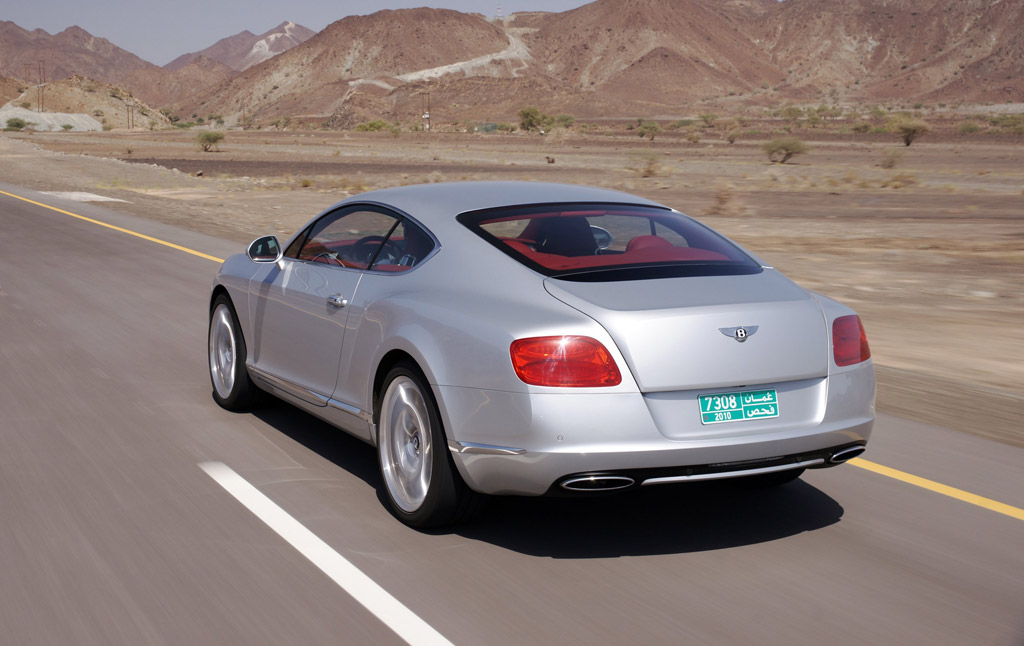2011 Bentley Continental Gt Pictures Photos Gallery