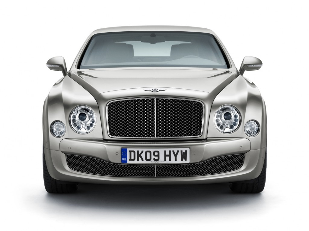 Фото Bentley Mulsanne / Бентли…