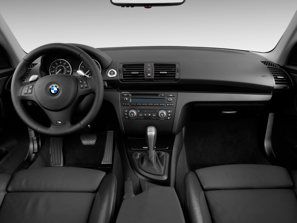 Image 2011 Bmw 1 Series 2 Door Coupe 135i Dashboard Size
