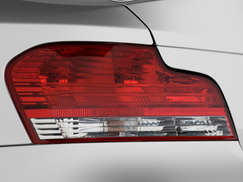 Image 2011 Bmw 1 Series 2 Door Coupe 135i Tail Light