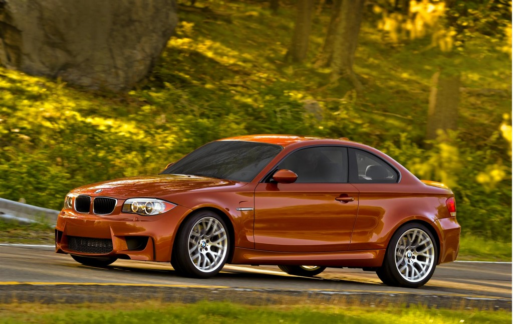 2011 bmw 1 series m coupe first drive. Black Bedroom Furniture Sets. Home Design Ideas