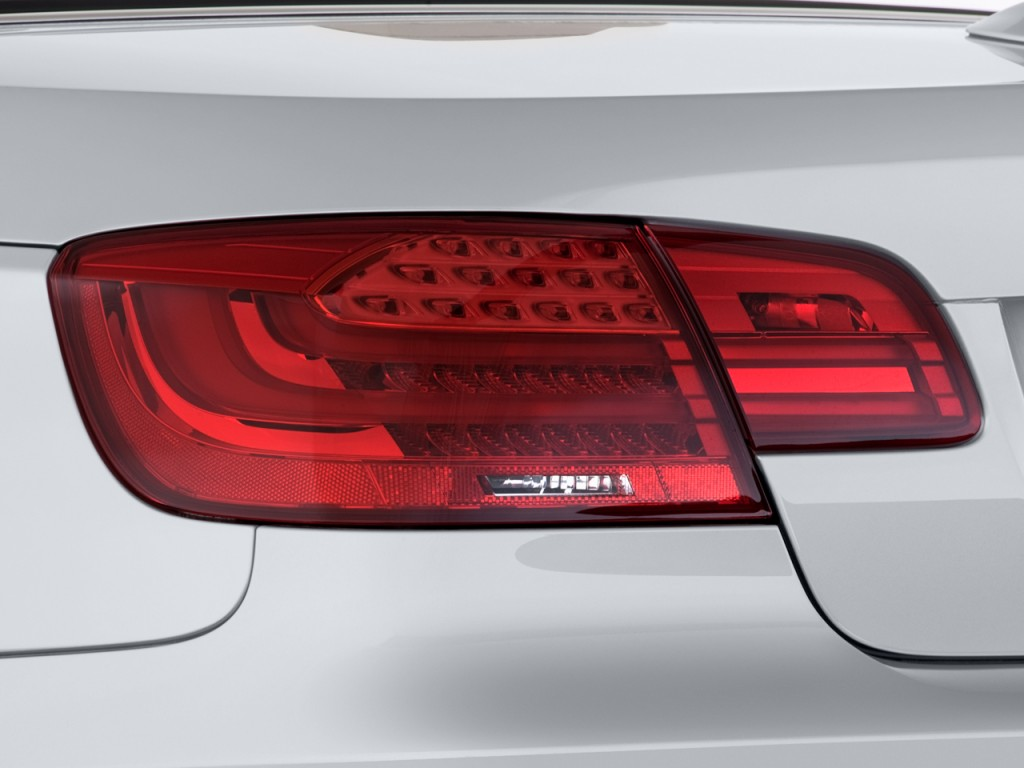 Bmw Series Door Convertible I Tail Light L