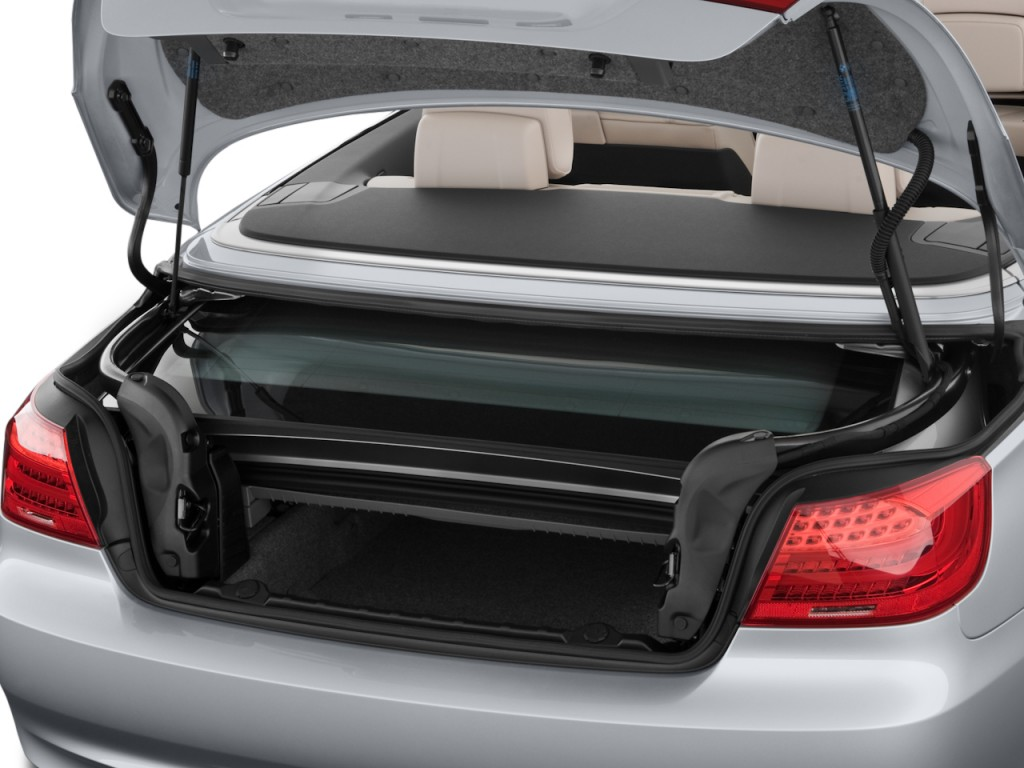 Image 2011 Bmw 3 Series 2 Door Convertible 335i Trunk