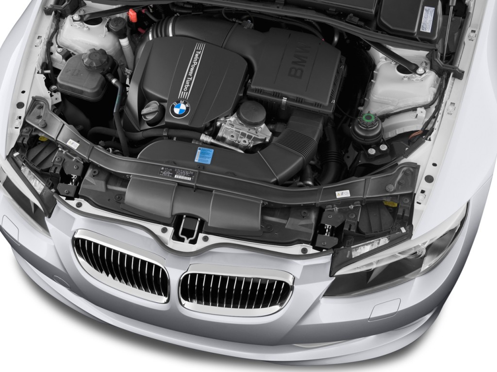 Service Manual How Cars Engines Work 2011 Bmw 3 Series