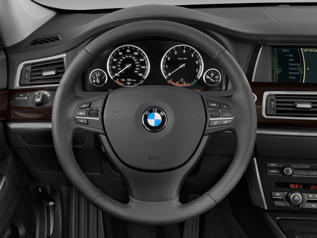2011 BMW 5-Series Gran Turismo Inside