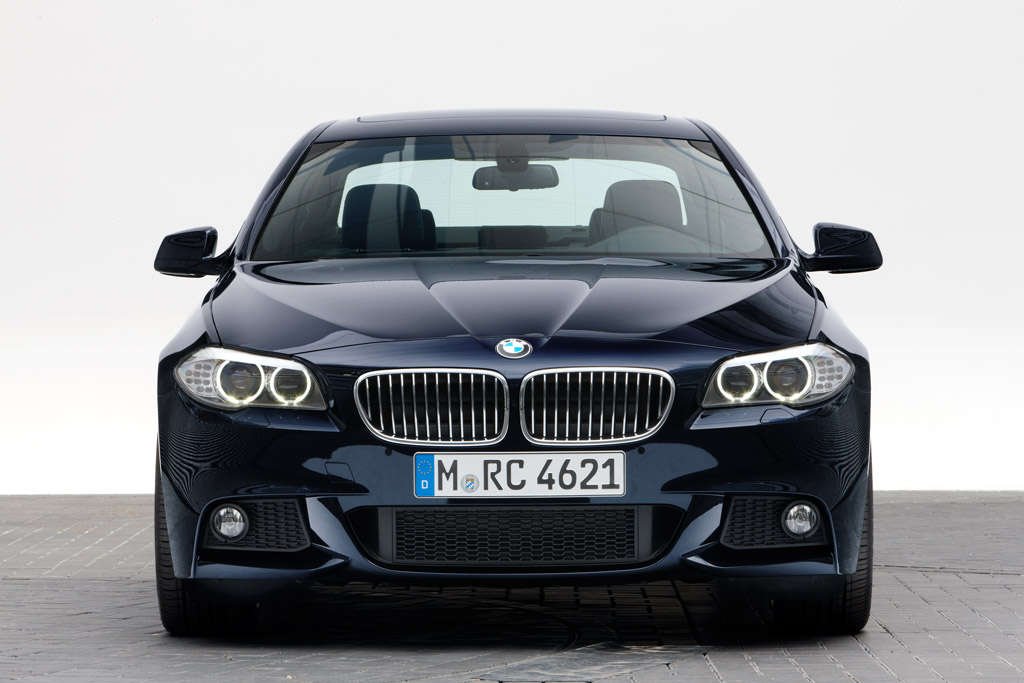 2011 Bmw 5 Series Gets M Sports Treatment
