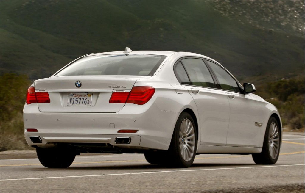 Purchase Used 2011 Bmw 7 Series 750li: 2011 BMW 7-Series Pictures/Photos Gallery