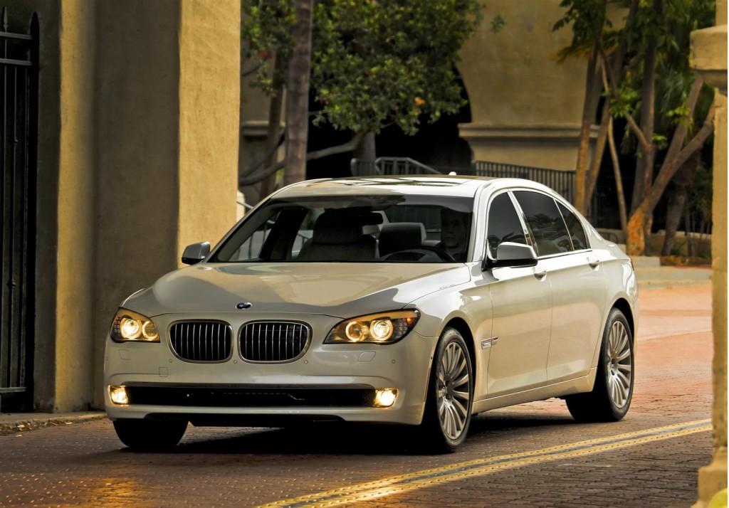 six cylinder 2011 bmw 740i priced from 71 025. Black Bedroom Furniture Sets. Home Design Ideas