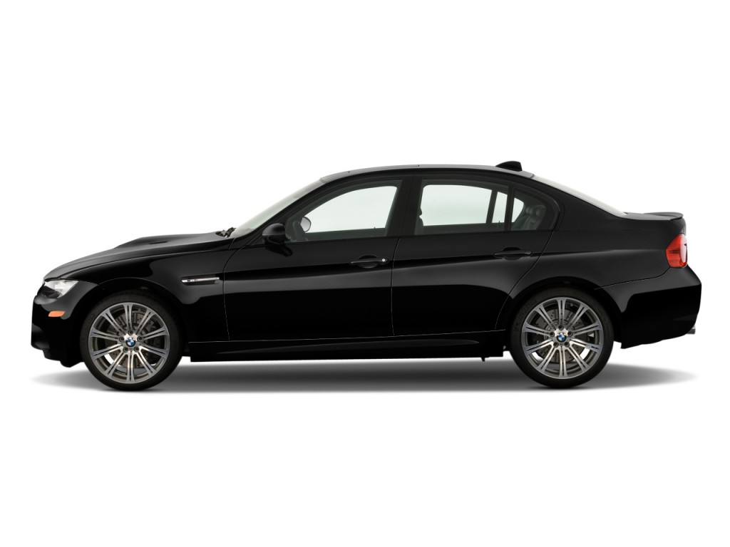 Image 2011 Bmw M3 4 Door Sedan Side Exterior View Size 1024 X 768 Type Gif Posted On June