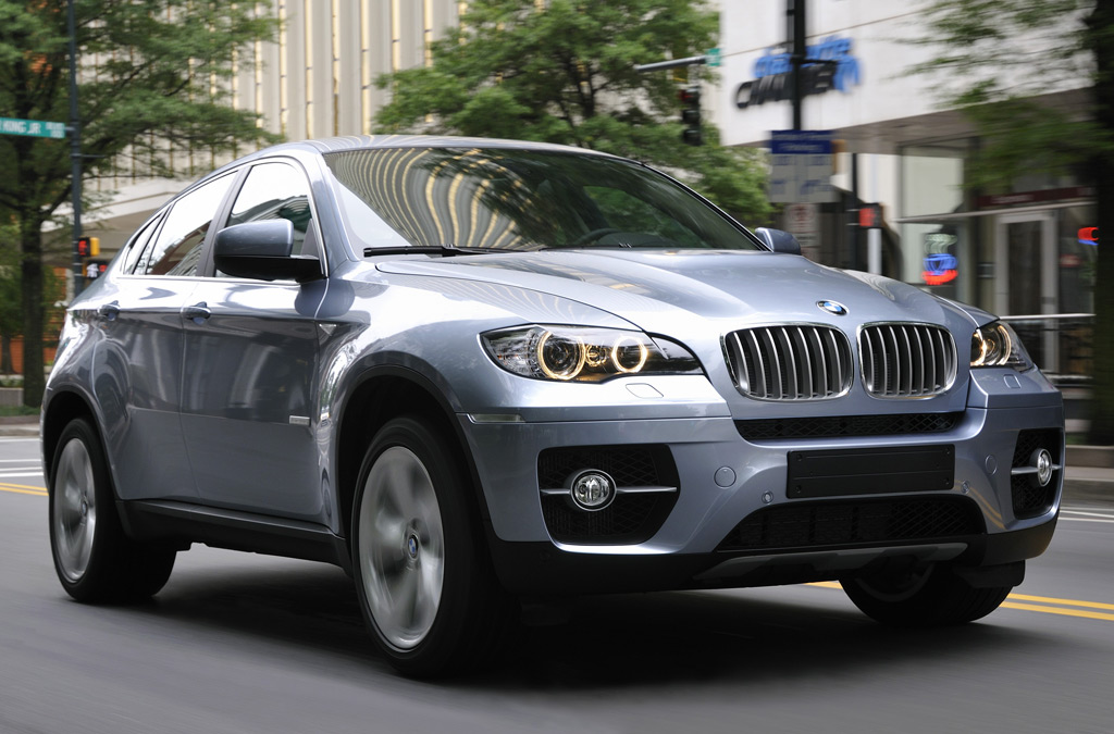 2010 bmw activehybrid x6 preview. Black Bedroom Furniture Sets. Home Design Ideas
