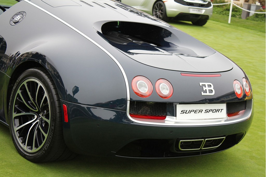 Bugatti Veyron Super Sport Specs Released, Limited To 10 MPH Below ...