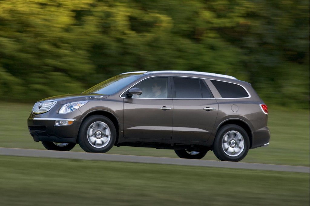 2011 buick enclave pictures photos gallery the car. Black Bedroom Furniture Sets. Home Design Ideas