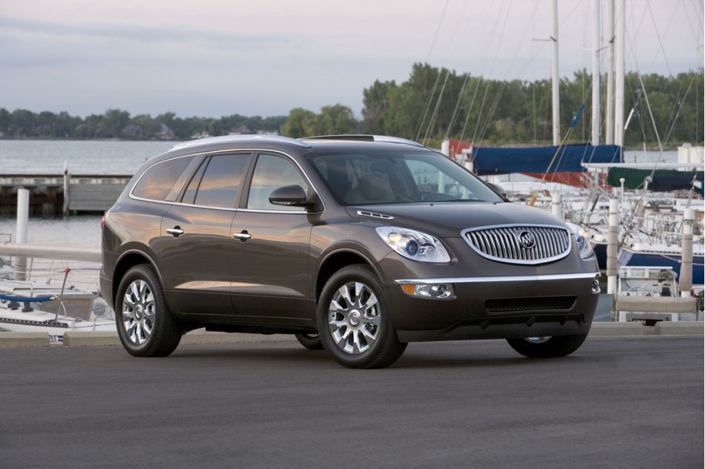 2011 buick enclave pictures photos gallery motorauthority. Black Bedroom Furniture Sets. Home Design Ideas