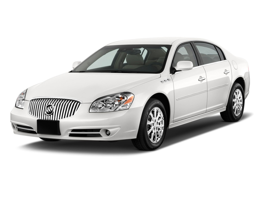 2011 Buick Lucerne Pictures Photos Gallery Green Car Reports