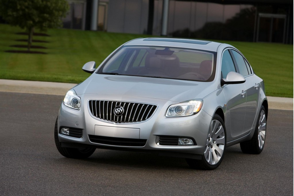 2011 Buick Regal Pictures Photos Gallery Motorauthority