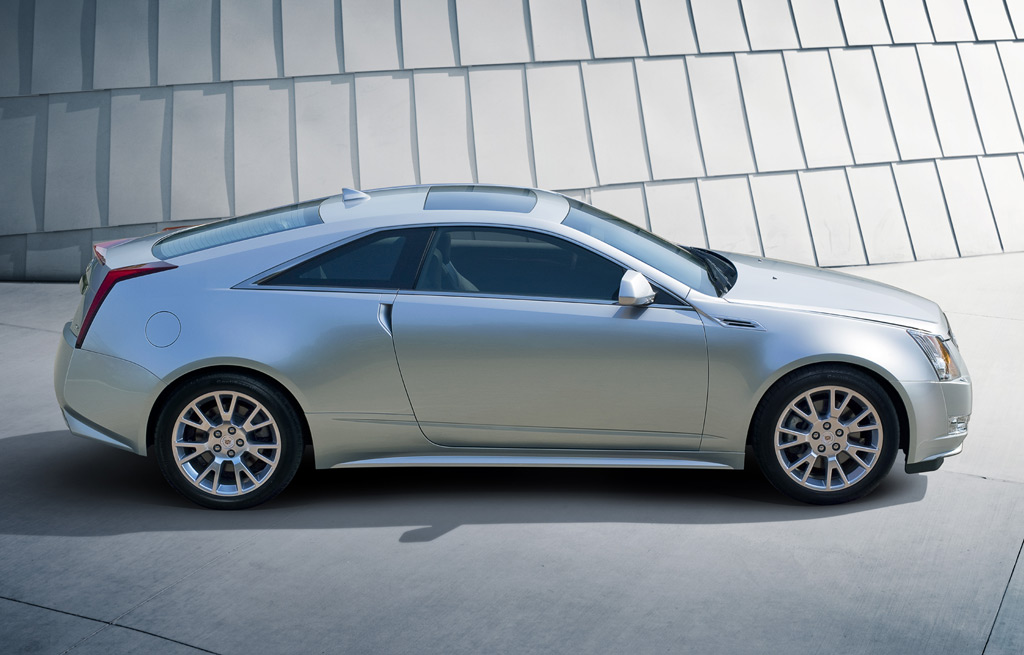 2011 cadillac cts coupe starts at 38 990 v from 62 990 on sale this august. Black Bedroom Furniture Sets. Home Design Ideas