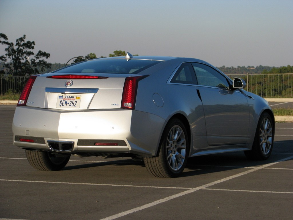 2011 Cadillac Cts Pictures Photos Gallery Motorauthority