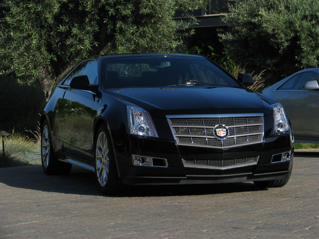 Cadillac Cts First Drive L