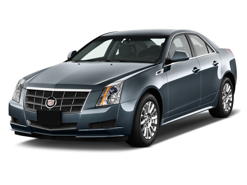 2011 cadillac cts sedan 4 door sedan 3 0l rwd angular front exterior view. Black Bedroom Furniture Sets. Home Design Ideas