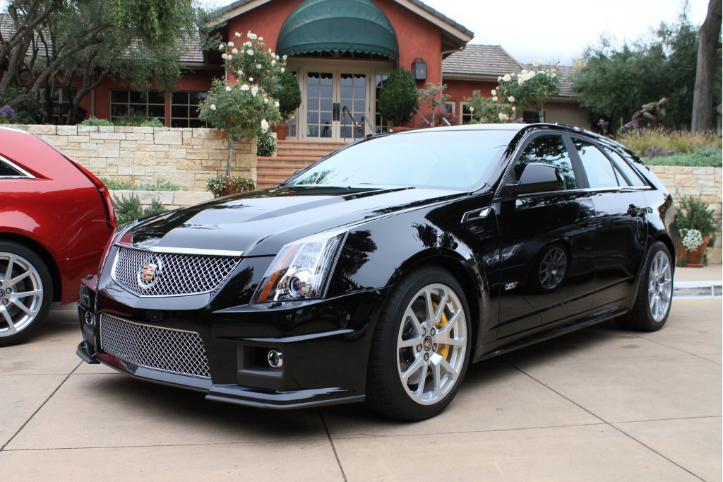 driven 2011 cadillac cts v wagon. Black Bedroom Furniture Sets. Home Design Ideas