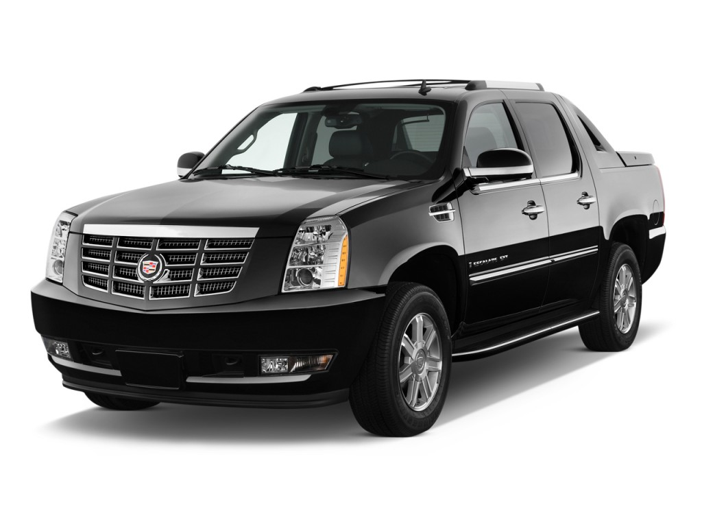 2011 cadillac escalade ext pictures photos gallery the car connection. Black Bedroom Furniture Sets. Home Design Ideas