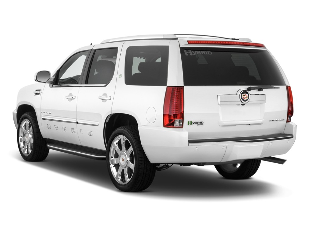 2011 cadillac escalade hybrid pictures photos gallery motorauthority. Black Bedroom Furniture Sets. Home Design Ideas