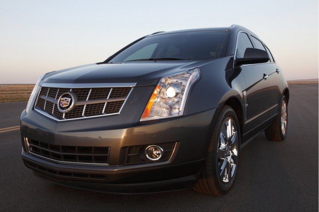 2011 Cadillac Srx Pictures Photos Gallery Motorauthority