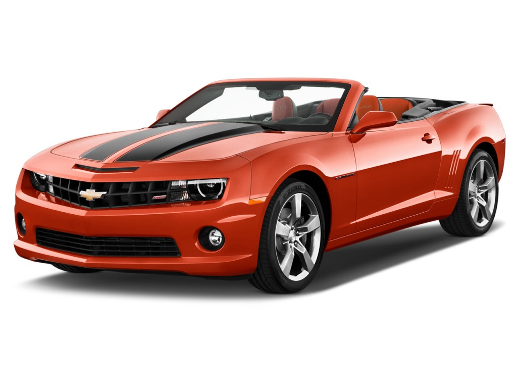 Image 2011 Chevrolet Camaro 2 Door Convertible 1ss