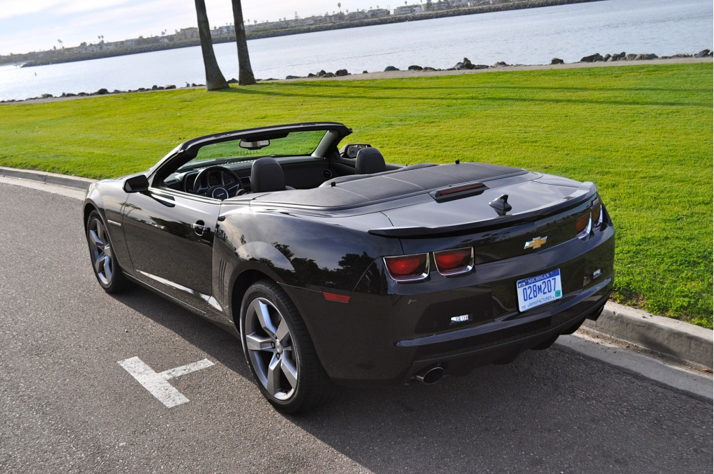 2012 Chevrolet Camaro 2 Door Coupe 2ss Specs Autos Post