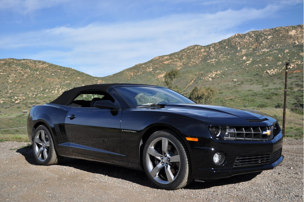 2011 chevrolet camaro ss convertible first drive. Cars Review. Best American Auto & Cars Review