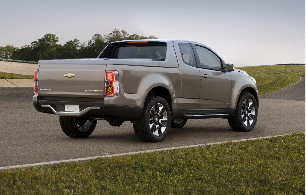 2011 chevrolet colorado chevy pictures photos gallery green car reports. Black Bedroom Furniture Sets. Home Design Ideas