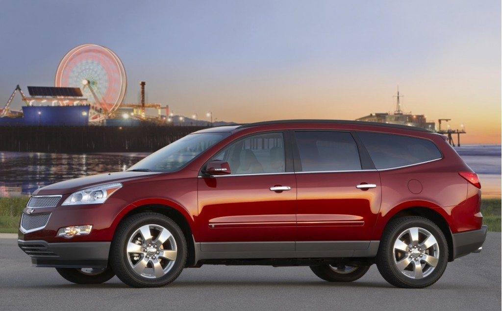 2011 chevrolet traverse chevy pictures photos gallery motorauthority. Black Bedroom Furniture Sets. Home Design Ideas