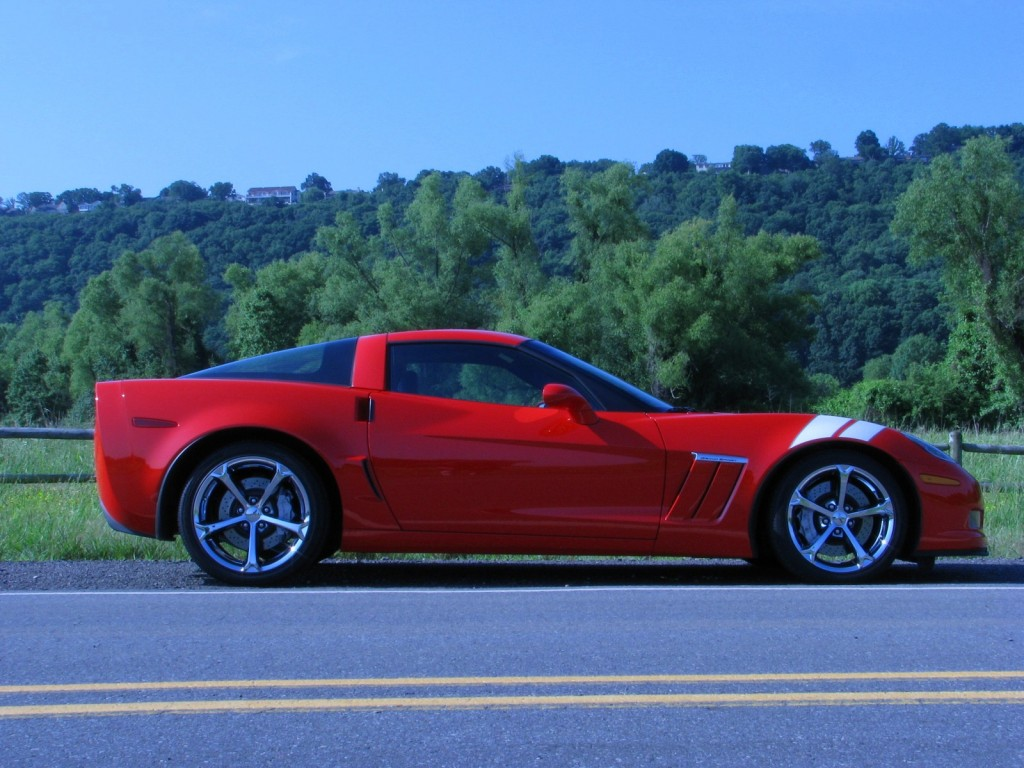 driven 2010 corvette grand sport. Cars Review. Best American Auto & Cars Review