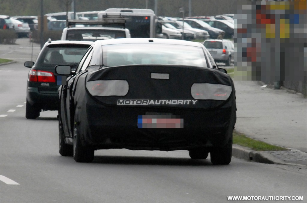 2015 Dodge Charger Spy Shots