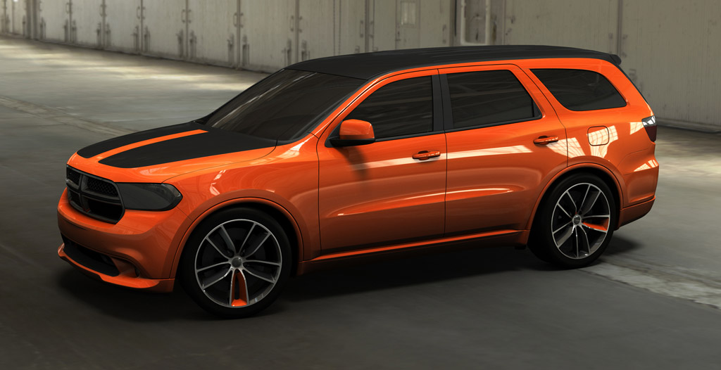Dodge Durango Sel 2017 Srt Redesign 2016 Concept Cars