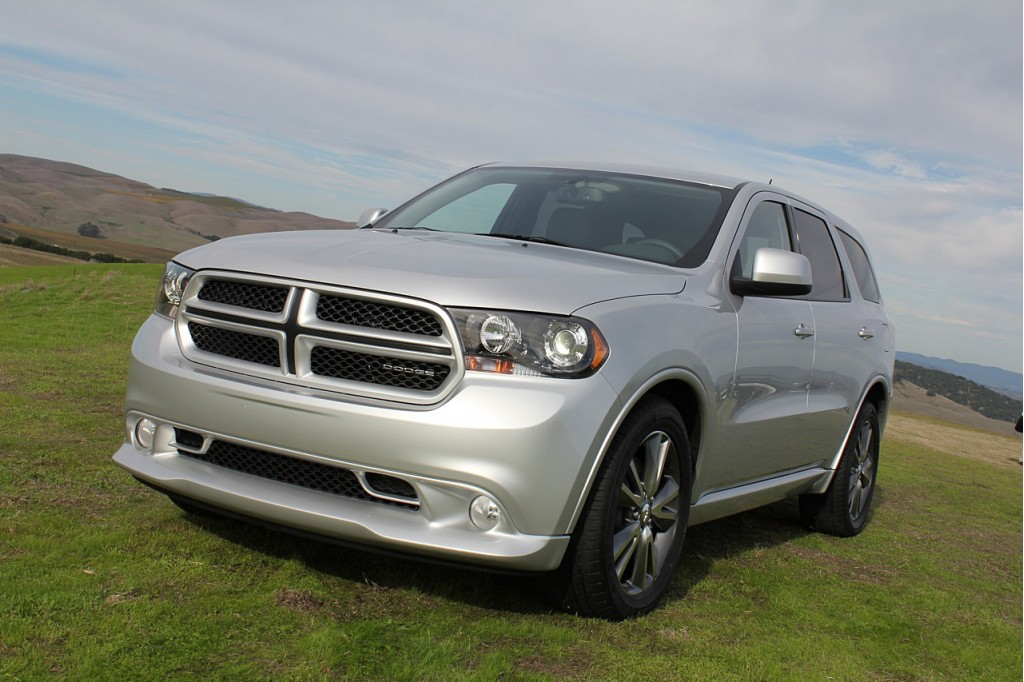 2011 dodge durango pictures photos gallery green car reports. Black Bedroom Furniture Sets. Home Design Ideas