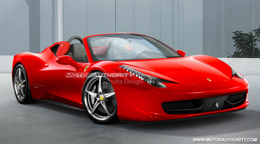 2011 Ferrari 458 Italia Pictures Photos Gallery Green