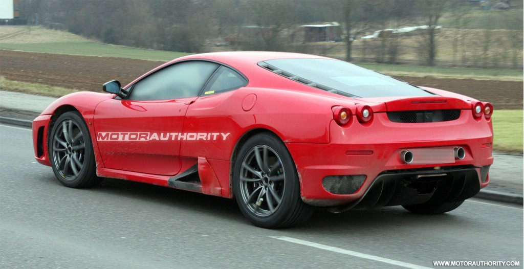 Image 2011 Ferrari F430 Replacement Spy Shots 004 Size 1024 X 526 Type Gif Posted On