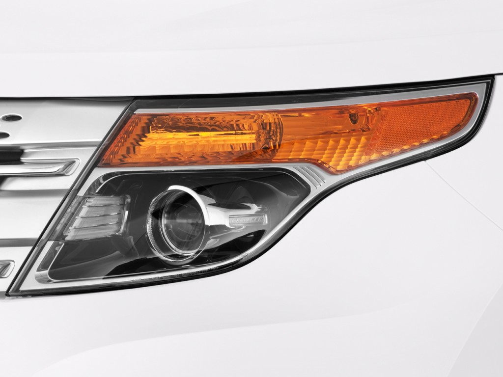 2014 Ford Explorer Headlight Redesign Html Autos Post