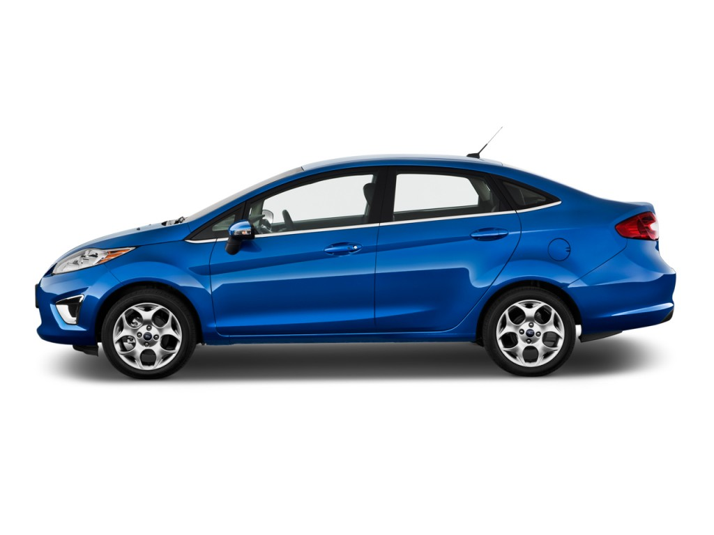 Image 2011 Ford Fiesta 4 Door Sedan Sel Side Exterior View Size 1024 X 768 Type Gif Posted