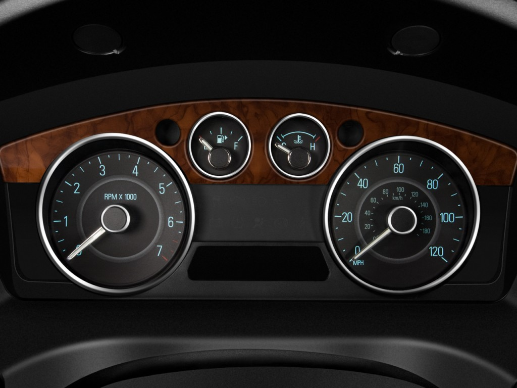 ford freestyle instrument cluster