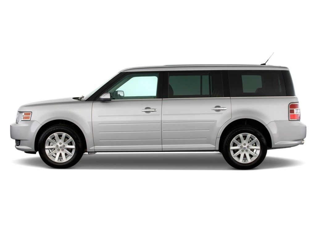 image 2011 ford flex 4 door sel fwd side exterior view size 1024 x 768 type gif posted on. Black Bedroom Furniture Sets. Home Design Ideas