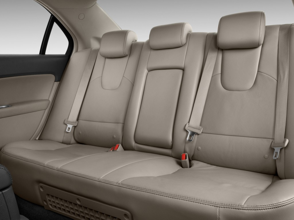 image 2011 ford fusion 4 door sedan hybrid fwd rear seats size 1024 x 768 type gif posted. Black Bedroom Furniture Sets. Home Design Ideas