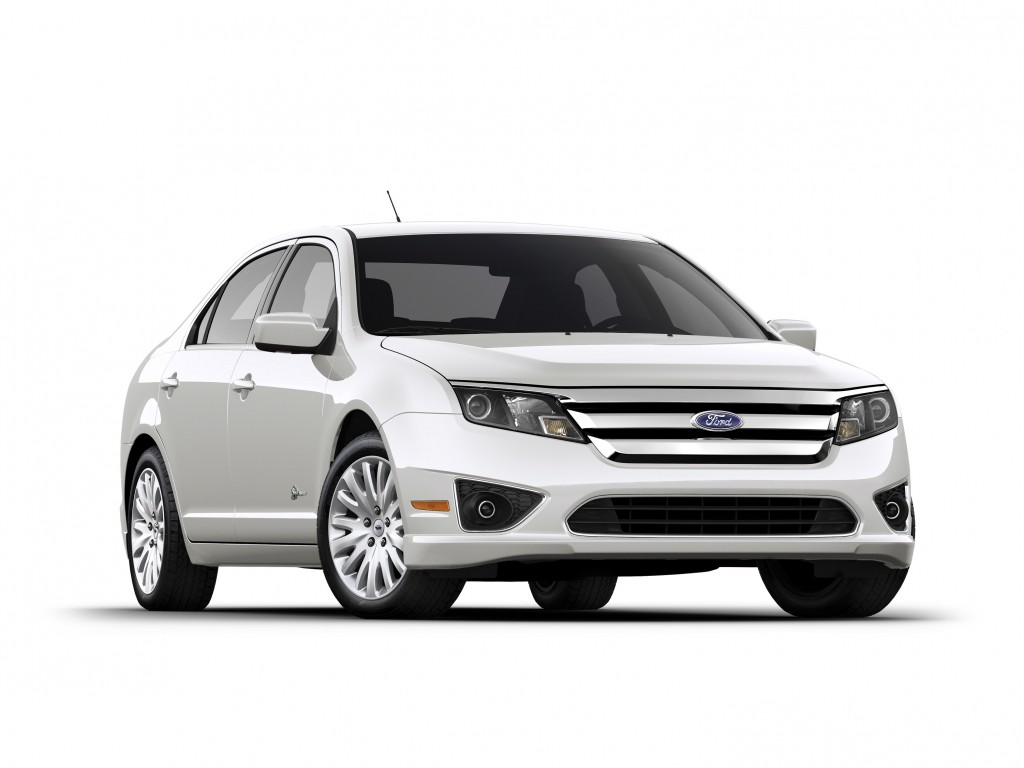 2011 ford fusion hybrid pictures photos gallery green. Black Bedroom Furniture Sets. Home Design Ideas