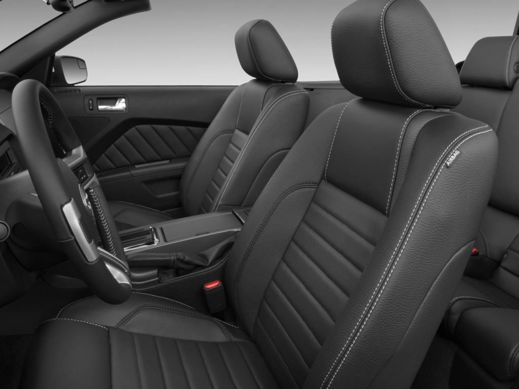 2001 Ford Mustang Gt Leather Seats