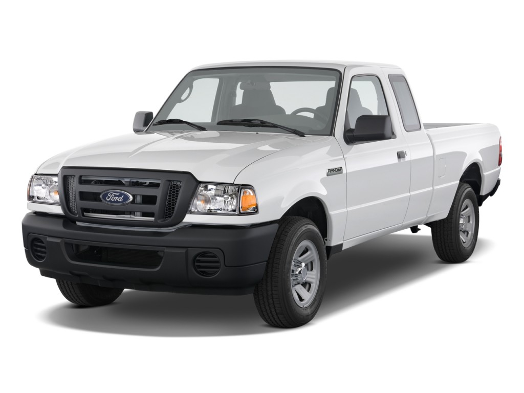View Cars On The Web New 2011 Ford Ranger
