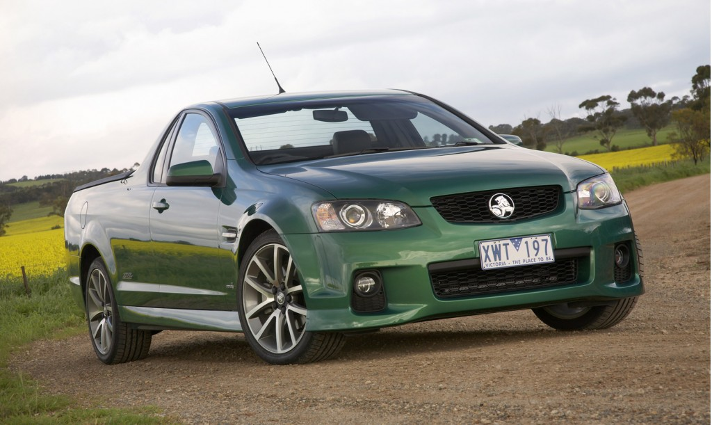 Image 2011 Holden Commodore Ute Size 1024 X 611 Type